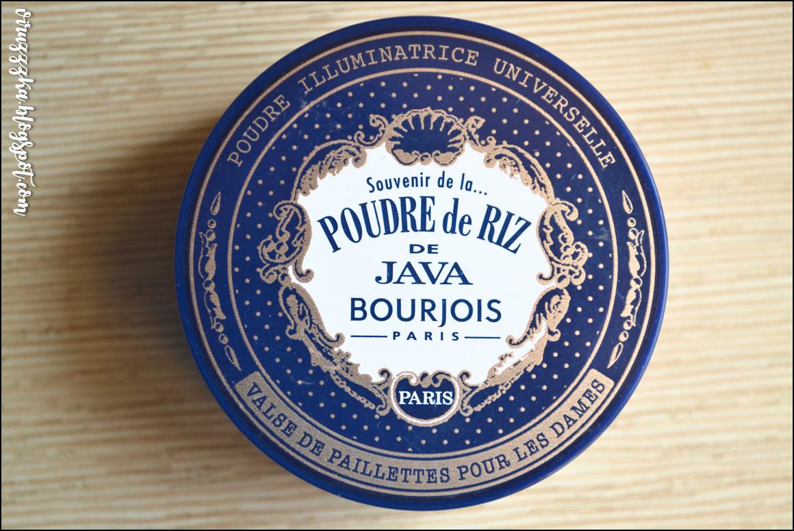 Bourjois Poudre de Riz de Java Review & Swatches