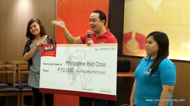 Max's Group of Companies launched HOPE #BeStrongPhilippines