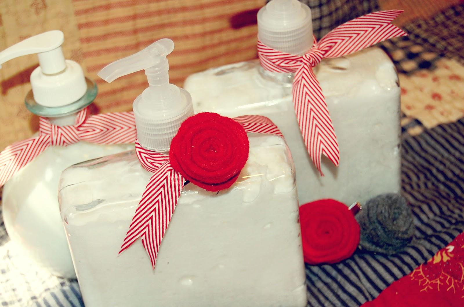 Raspberry Balloon Tea Tree Oil Liquid Hand Soap Simple Recipe