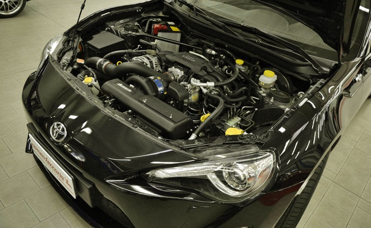 2019 Toyota 86 Engine