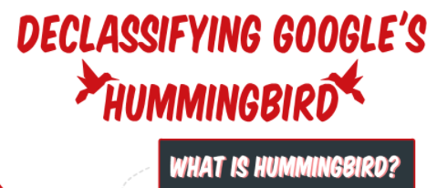 Declassifying Google's Hummingbird [Infographic]