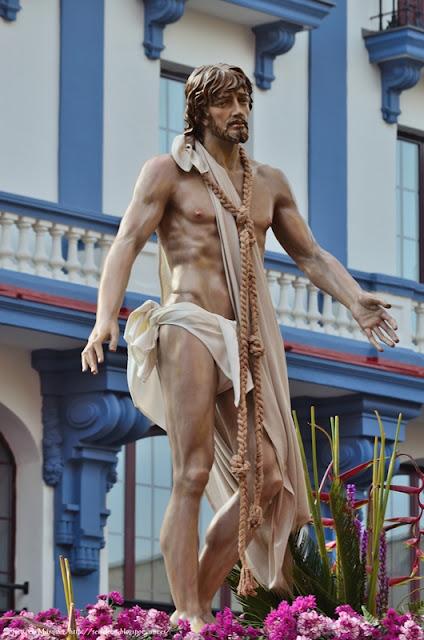 Señor Despojado. Cofradía Cristo del Gran Poder. León. Foto. G. Márquez