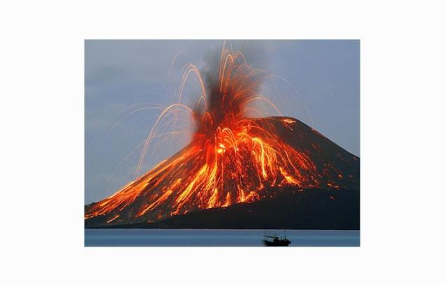 Pengertian Vulkanisme, Tanda Vulkanisme, Dampak Vulkanisme, Jenis Vulkanisme