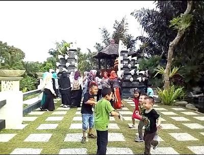 Travel Blogger Medan | T-Garden Wisata Bali Yang Ada di Medan?
