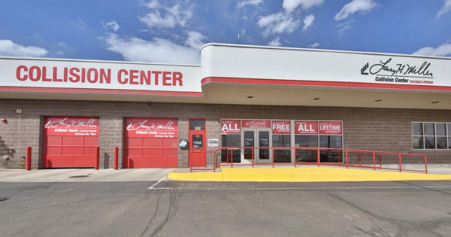 Larry H Miller Toyota Colorado Springs >> Larry H. Miller Collision Centers: Larry H. Miller ...