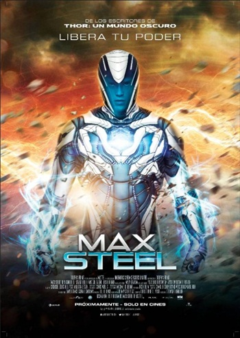 Max Steel 2016 English Movie Download