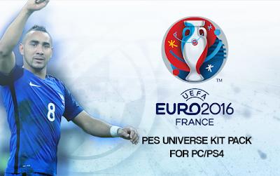 UEFA EURO 2016 PES Universe Kit Pack