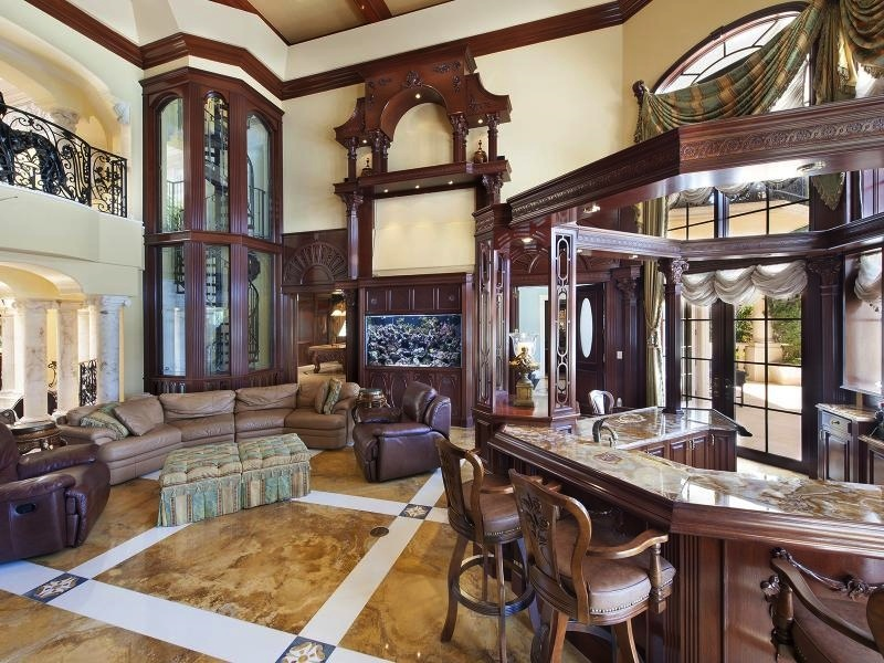 Old World Gothic And Victorian Interior Design Old