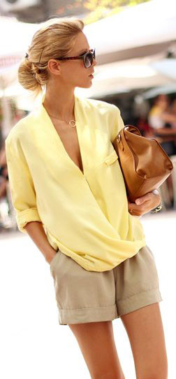 COLOUR COMBO: YELLOW & NEUTRALS