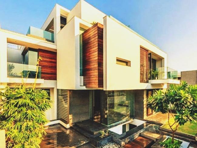 Rumah Mewah Minimalis Modern 2 Lantai Zona Artikel