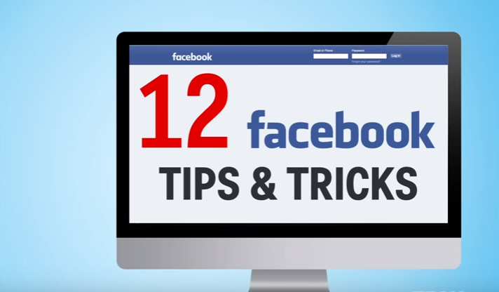 Hidden Facebook tips [video]