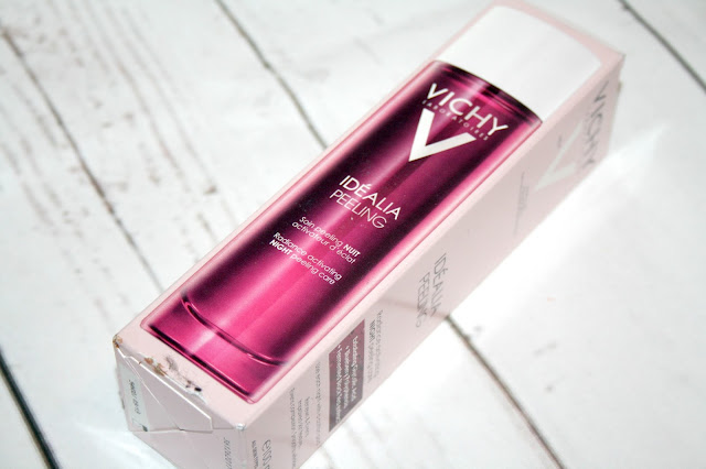 Vichy Idéalia Overnight Peeling