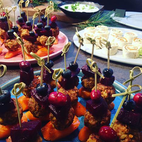 Bulgurbällchen mit glasierten Karotten_My Kitchen Logbook by Marlene Grünzweil