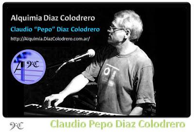 Claudio Pepo Diaz Colodrero - Alquimia Diaz Colodrero
