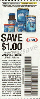 graphic about Maxwell House Coffee Coupons Printable titled Inventory UP* Pay back $0.04 for Maxwell Household Floor Espresso, OR