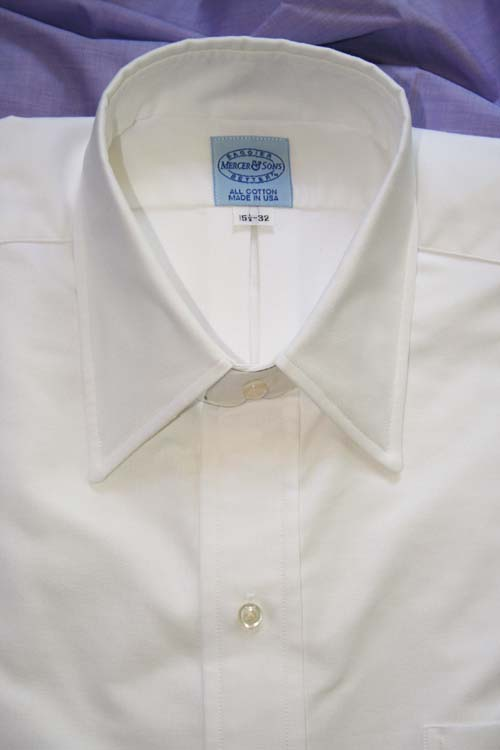 The Trad: Mercer Shirt Giveaway