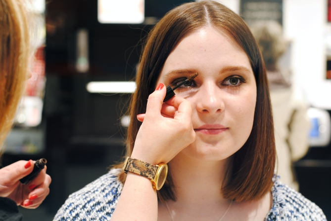 beauty blogger Luxembourg Carmen Baustert Clothes and Camera