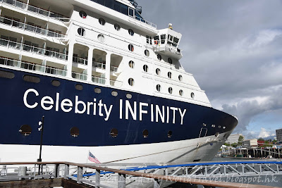 阿拉斯加, 郵輪, Celebrity Infinity, 設施, facilities