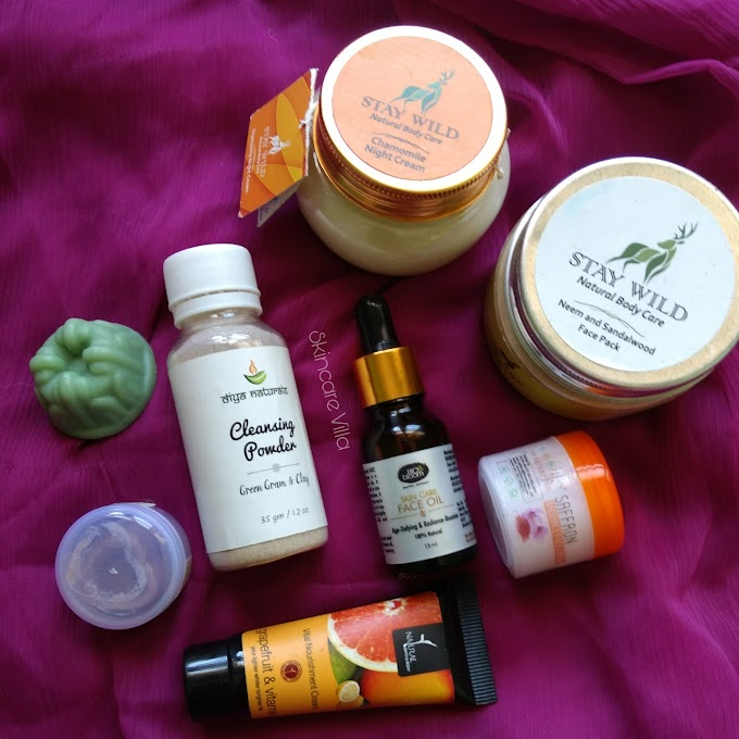 Shopping Haul featuring BioBloom, Diya Naturals and Stay Wild Child