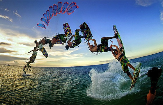 Amazing Examples of Action Sequence Photography