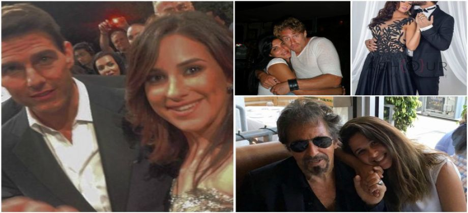 فنانات أثرن الجدل بصور مع «أجانب».. ياسمين عبدالعزيز وحورية فرغلي أبرزهن