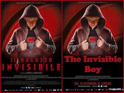 Невидимка / Il ragazzo invisibile / The Invisible Boy. 2014.