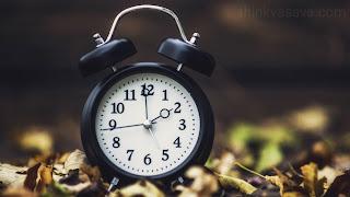 Time choose Kare meditation ke liye