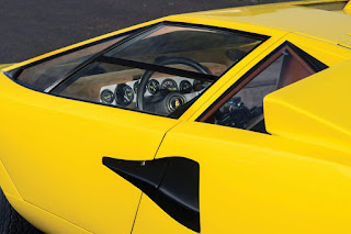 Lamborghini Countach LP400 Periscopio Window