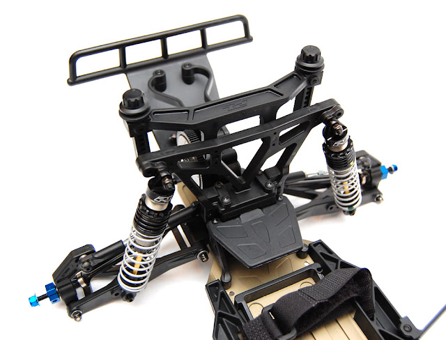 Pro-Line Pro-2 SC rear shock tower
