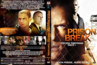 Prison Break temporada 3 completa