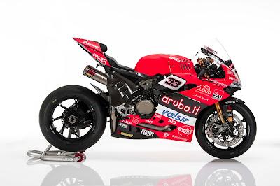 2018 Ducati WSBK Race Bike