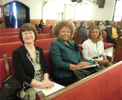 BPL staff at NAACP Award ceremony