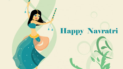 Happy Navratri HD Image 2017