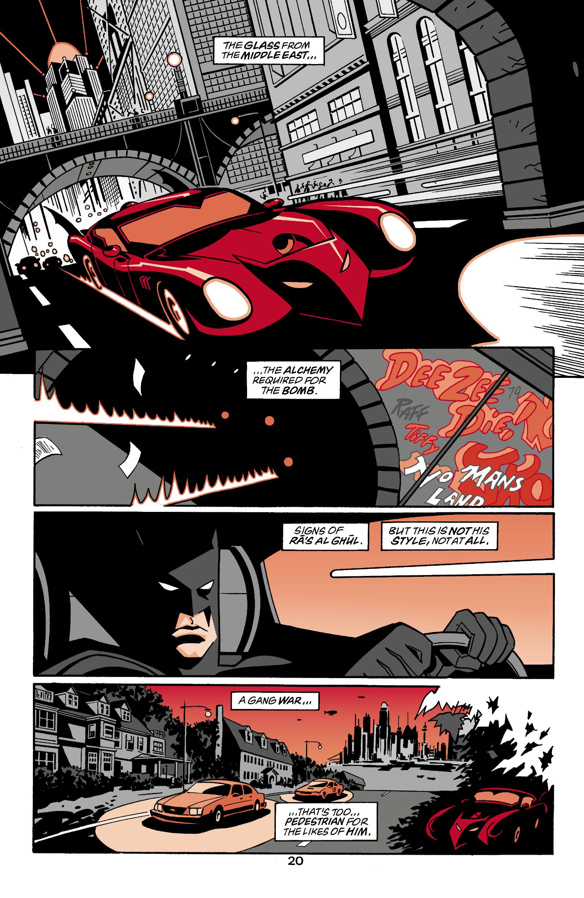 Detective Comics (1937) 744 Page 20