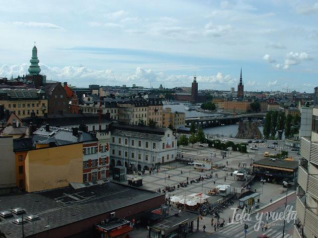 Imprescindibles Estocolmo Slussen