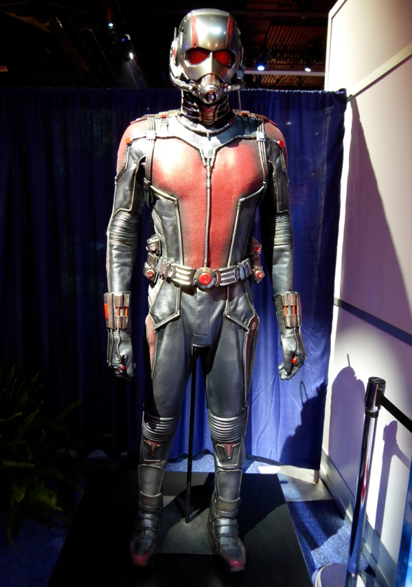 Hollywood Movie Costumes and Props: Ant-Man film costume ...