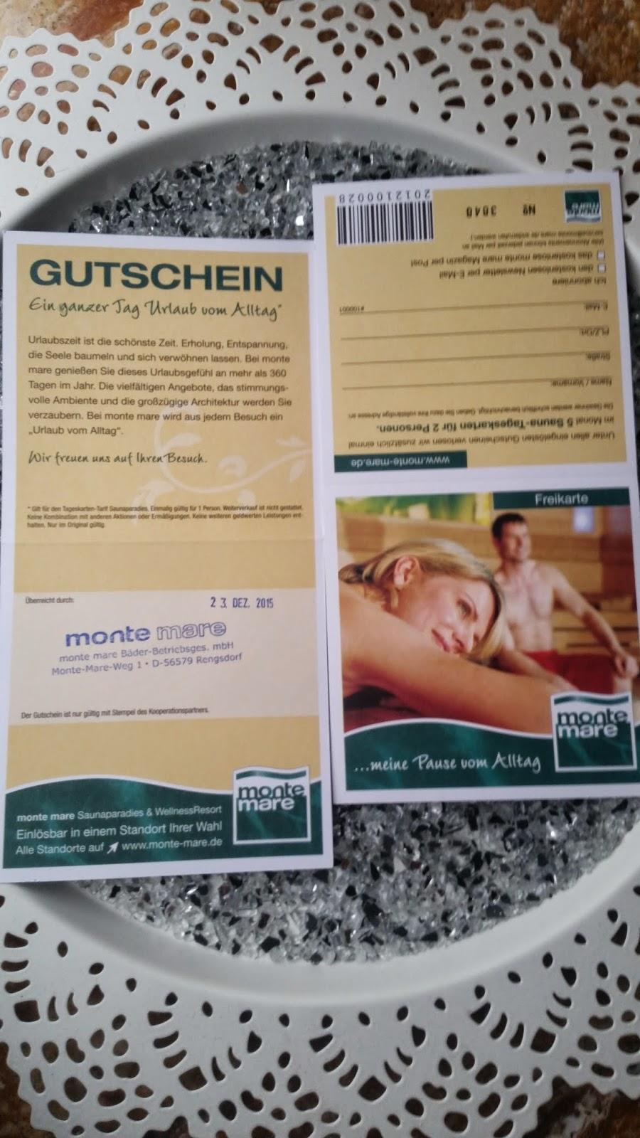 Monte Mare Obertshausen - Wellness Day - www.annitschkasblog.de