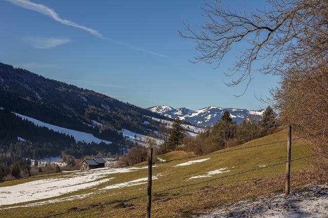 Schneeschuhtour tiefenbacher eck bad hindelang allgäu 03