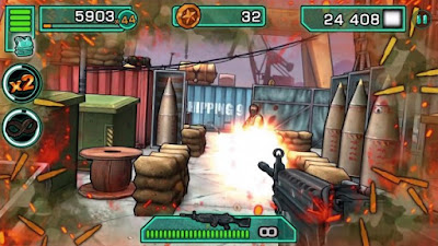 Major GUN FPS endless shooter Apk v3.7.8 Mod (Infinite Coins)