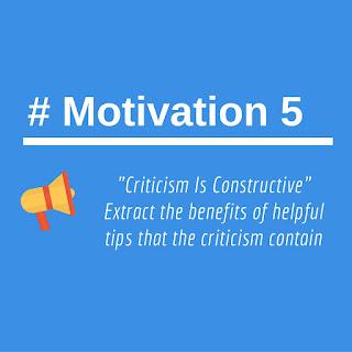 Criticism Is Constructive