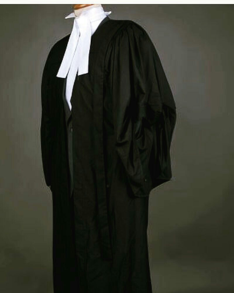 Counsel s Wig  A Symbol Of Sagacity And Old Age 6405520f34bc