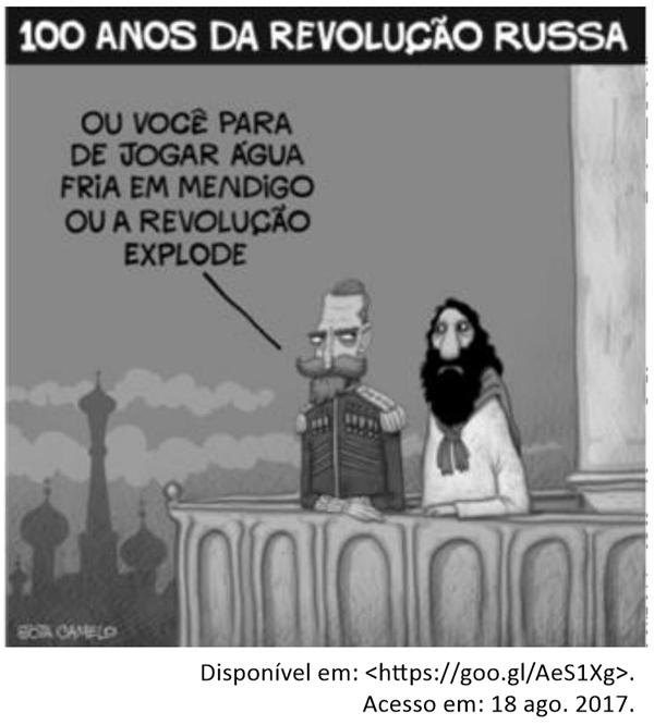 100 ANOS DE REVOLUÇÃO RUSSA