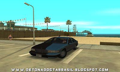 GTA SA - Chevrolet Caprice 1993