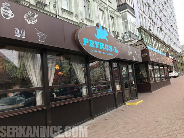 Ukrayna Kiev Yeme İçme Rehberi