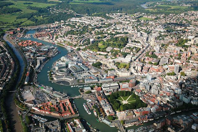 Explorant la ciutat de Bristol (UK)