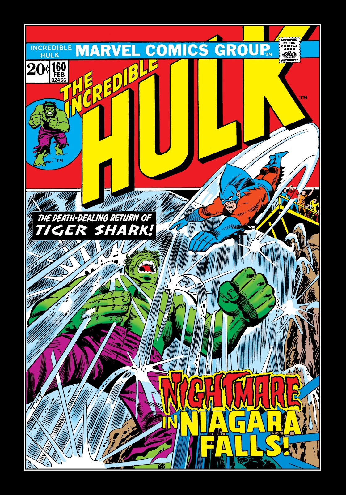 Read online Marvel Masterworks: The Incredible Hulk comic -  Issue # TPB 9 (Part 1) - 72