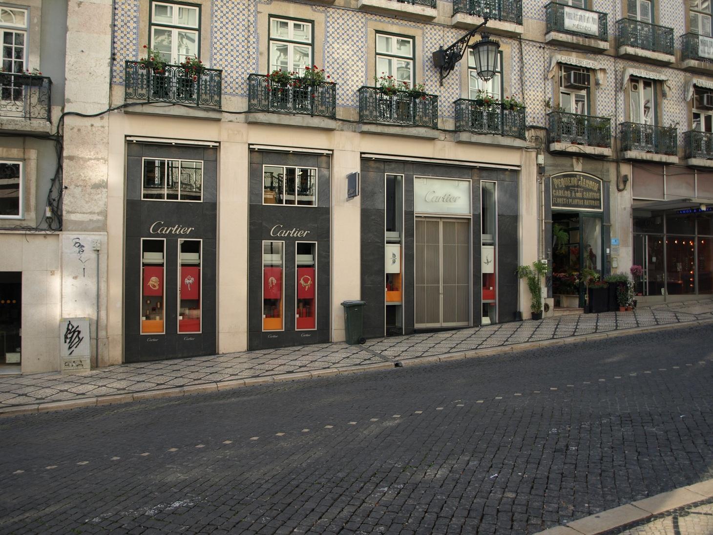 db5b865202999 Estação Cronográfica  Em primeira mão - Cartier reabre boutique em ...
