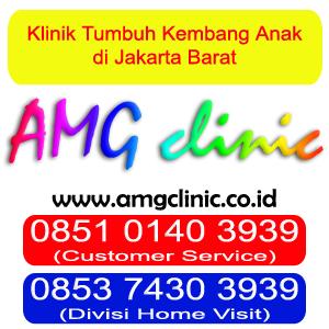 Klinik Tumbuh Kembang Anak di Jakarta Barat