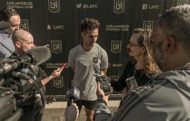 release date: fbaa8 fc4bd First-Ever MLS Kits Coming Soon - Adidas Los Angeles FC 2018 ...