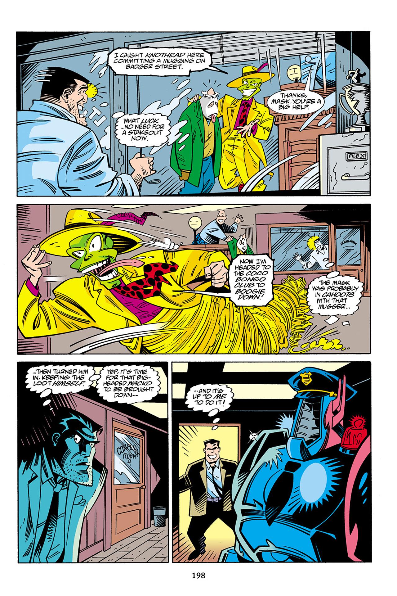 Read online Adventures Of The Mask Omnibus comic -  Issue #Adventures Of The Mask Omnibus Full - 197